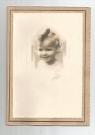 photographie , 17 X 12 cm , dans pochette , enfant , b�b� , phot : Delescluse , Reims , 1943,  frais fr : 1.80�