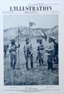 ILLUSTRATION N° 3718 / 30-05-1914 BARRÈS ALBANIE POINCARÉ FÊTE DE JEANNE D´ARC SCULPTURE TORPILLEUR ESTERNAY TSF LYAUTEY - Newspapers