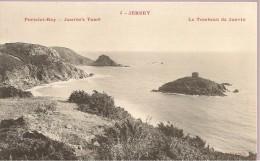 JERSEY - Portelet-Bay - Janvin's Tomb - Le Tombeau De Janvin - Jersey