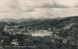 ASIE - SRI LANKA - CEYLON - General View Of KANDY - Sri Lanka (Ceylon)