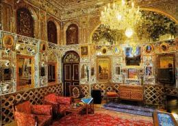 AK IRAN TEHERAN AN OLD HOUSE  PROCESO A.G.S.A. ITALY ALTE POSTKARTEN - Iran