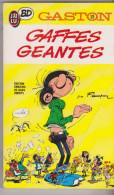 BD Gaston Lagaffe J'ai Lu BD N°15 Gaffes Géantes - Gaston