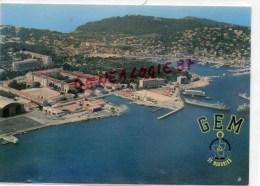 83 - SAINT MANDRIER - VUE AERIENNE DU GROUPE DES ECOLES DES MECANICIENS - Saint-Mandrier-sur-Mer