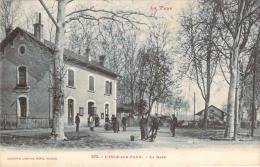 81 - L'Isle-sur-Tarn - La Gare - Lisle Sur Tarn