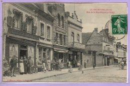 27 - Le NEUBOURG -- Rue De La République - Le Neubourg