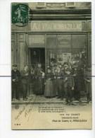 CPA  24 :  PERIGUEUX  Commerce Abbé Chabot Au Monbazillac   1909   A   VOIR  !!! - Périgueux