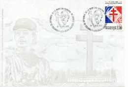 FRANCE. N°2656 De 1990 Sur Enveloppe 1er Jour (FDC). Appel Du 18 Juin 1940. - De Gaulle (General)