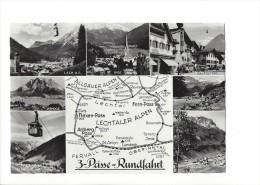 10228 -  3 Pässe Rundfahrt Holzgau St-Anton Lech Imst  (Format 10X15) - Autriche