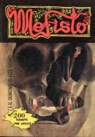 MEFISTO N°1  E IL DEMONIO SI FECE UOMO - Libri, Riviste, Fumetti