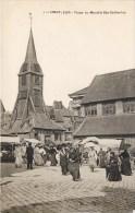 HONFLEUR PLACE DU MARCHE SAINTE-CATHERINE 14 - Honfleur