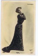 Caroline Otero , Folies Bergères ,  Artiste 1900 , Photo Reutlinger , S.I.P. 186/16 - Danse