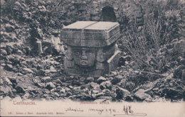Mexique, Teotihuacãn Monumento Aztéca (167) - Mexico