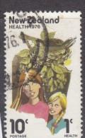 New Zealand: Elizabeth II 1976 Health, 10c, Used - New Zealand