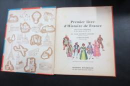 Premier Livre D´histoire De France - Livres, BD, Revues