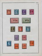COLLECTION ALGERIE QUASI COMPLETE 1924/1962 + PA/TAXE + 420 TIMBRES DIFF. NEUFS* MAJ. TTB � COTE TRES IMPORTANTE