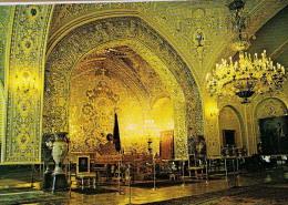 AK IRAN TEHERAN GOLDESTAN PALACE  ALTE POSTKARTEN - Iran