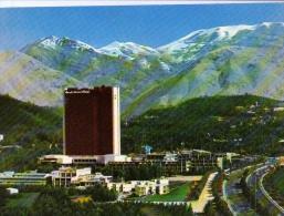 AK IRAN TEHERAN  AZADI GRAND HOTEL ALTE POSTKARTEN - Iran