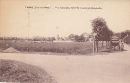 CPA 77 Nandy - Vue Générale , Prise De La Route De Sainte Assise - France