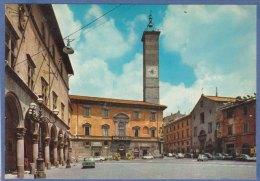 VITERBO -F/G  Colore -Piazza Plebiscito (300509) - Viterbo