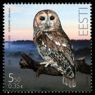 Estonia. Eurasian Tawny Owl (2009) - Estland