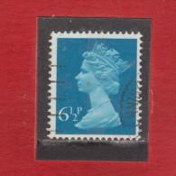 1975 - Serie Courante / ELIZABETH II  Mi No 658 Et Yv No 733 - Machin-Ausgaben