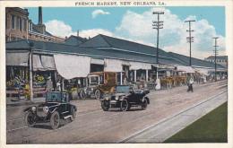 French Market New Orleans Louisiana
