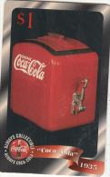 USA - Coca Cola, Sprint Promotion Prepaid Card $1(40/50), Exp.date 10/97, Mint
