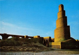 AK IRAK ABE-DALAF MINRATE SAMARRA Nr.129. ALTE POSTKARTEN - Irak