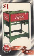 USA - Coca Cola, Sprint Promotion Prepaid Card $1(36/50), Exp.date 10/97, Mint - Sprint