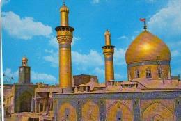 AK IRAK IMAM AL-HUSSEIN SHRINE KERBALA  Nr.51/39.. ALTE POSTKARTEN - Irak