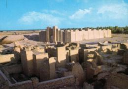 AK IRAK TINMAKH TEMPLE AT BABYLON  ALTE POSTKARTEN - Irak