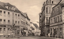 Perleberg - Am Schuhmarkt - 1961 - Perleberg