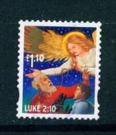 GREAT BRITAIN  -  2011  Christmas  £1.10  Used As Scan - 1952-.... (Elisabeth II.)