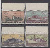 CSSR Michel No. 1179 - 1182 ** postfrisch