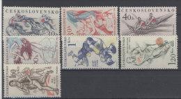CSSR Michel No. 1244 - 1250 ** postfrisch
