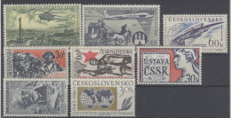 Lot CSSR 1960 ** postfrisch