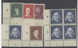 Generalgouvernement Michel No. 120 - 124 ** postfrisch