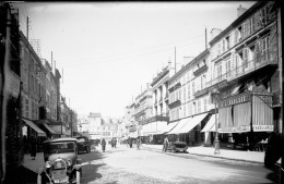 PN - 090 - NIORT - DEUX SEVRES - Rue Victor Hugo - - Plaques De Verre