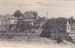 CASTELNAU    DURBAN                  RUINES DE L ANCIEN CHATEAU - Autres Communes