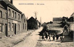 BRABANT  1 CP Rhode St Genèse    De Linde  1909 - Rhode-St-Genèse - St-Genesius-Rode
