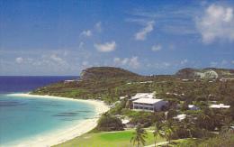 Golf Mill Reef Club 9th Green Antigua West Indies - Antigua & Barbuda