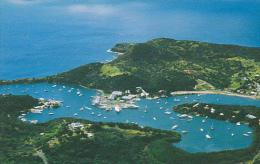 Nelson's Dockyard In English Harbour Antigua West Indies - Antigua & Barbuda