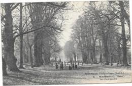(358-51) Montmirail - Les Promenades - France