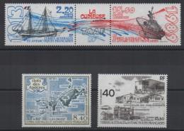 TAAF - YT PA N° 103 à 106A - Neuf ** - MNH - Cote: 19,30 € - Poste Aérienne