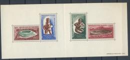 GV1-005 DAHOMEY 1968 MI M/S, BLOCK 15 SPORT, OLYMPICS MEXICO. MNH, POSTFRIS, NEUF**. - Zomer 1968: Mexico-City