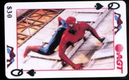 Télécarte AGT : Spiderman - Cinema