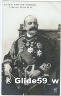 S. A. R. Il Principe TOMMASO - Luogotenente Generale Dei Re - N° 270 - Familles Royales