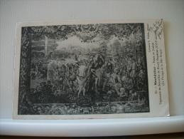 80 MONTDIDIER - PALAIS DE JUSTICE - TAPISSERIE DE BRUXELLES DE HENRY REYDMS (XVIIe SIECLE) LE PASSAGE DE LA MER ROUGE - Montdidier