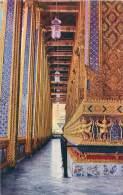 BANGKOK - Side View Of The Temple Of Emerald Buddha - Thaïlande