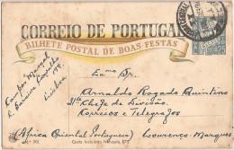 Portugal - História Postal - Filatelia - Entier Postal - Inteiro Postal De Boas Festas - C.T.T. Nº 30 - Poste & Facteurs
